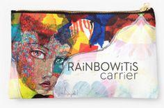 Rainbowitis  Pencil Case