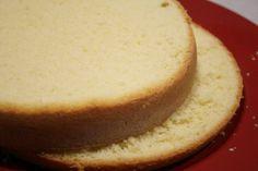 PAN DI SPAGNA CON LIEVITO IN 2 MINUTI -ricetta base dolce