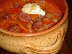 Jókai bableves La gastronomie hongroise | Cuisine hongroise