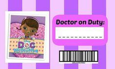 Role play Doc Mcstuffins