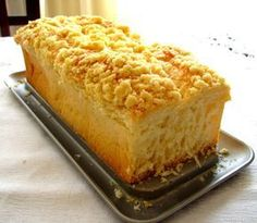 Na To Mam Ochotę: Lekkie Waniliowe Ciasto Drożdżowe