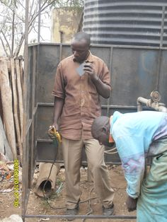 Chlorination Unit Construction - Galilee Primary