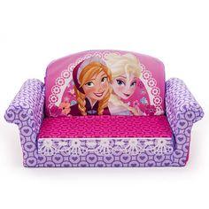 "Marshmallow Flip Open Sofa Disney Frozen - Spin Master - Toys ""R"" Us"