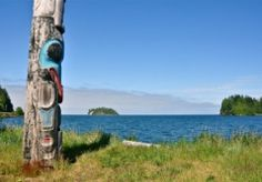 Learn about where things are on the Haida Gwaii. View photos and information for each community with our interactive map. Discover Canada, Haida Gwaii, Cruise Europe, Haida Art, Tourism Website, Vacation Home Rentals, Interactive Map, Train Travel, First Nations