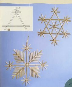 Kosárfonás 68 - Barbara H. Frugal Christmas, Handmade Christmas Tree, Christmas Crafts, Christmas Decorations, Christmas Ornaments, Straw Crafts, Diy Straw, Straw Weaving, Basket Weaving