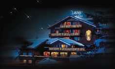 Find out more about Hotel Le Lana, a 5 star Courchevel hotel. Book your stay through Kaluma Travel - Luxury Tailor-Made Ski Holidays. Luxury Hotels, Luxury Travel, Courchevel 1850, Ski Holidays, Skiing, Exterior, Cabin, France, House Styles