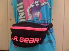 The fanny pack, a classic 80's accessory