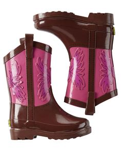 Western Chief Cowgirl Rain Boots | Carters.com