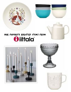 Win $500 worth of iittala products from FinnStyle & Green Wedding Shoes!