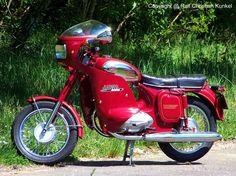 Jawa 350 Tourer