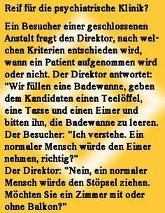 Mati Ahmet Tuncöz - Experte für Selbstfindung und Selbstverwirklichung (Coaching + Psychotherapie): Lieber mit oder ohne Balkon? ♦ Gesunder Humor zum ...