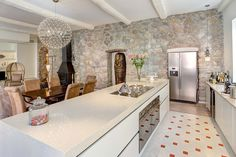 Interior design for apartment in France