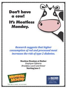 Long Island's Mather Hospital Debuts #MeatlessMonday