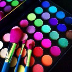 vidalux glamour girl palette
