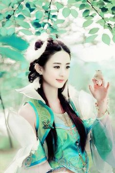 Art Of Beauty, Beauty Women, The Journey Of Flower, Princess Agents, Zhao Li Ying, Dramas, Female Character Inspiration, Ancient Beauty, Best Portraits