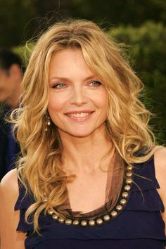 Michelle Pfeiffer -vegan. She doesn't seem to age and always looks amazing!