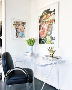 The Chicest Workspaces on Instagram | Architectural Digest