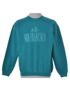 Sports Sweatshirt Green