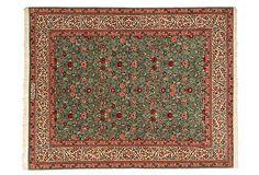 8x10 Alma Persian Tabriz Rug on OneKingsLane.com