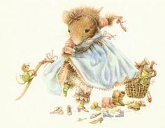Marjolein Bastin, Vera the mouse