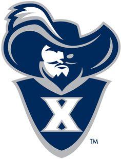 musketeers logos   Xavier Musketeers Alternate Logo (2008) -