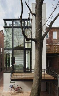 Architecture / Barcode House / David Jameson Architect