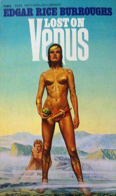 Carson on Venus series