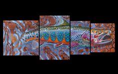 4 in 1 Full - Salmon Fly by Derek DeYoung