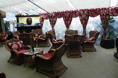 Die VIP-Lounge