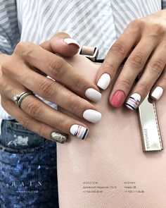 How to choose the shape of nails? - My Nails Nail Art Vernis, Gel Nail Art, Acrylic Nails, Nail Polish, Love Nails, How To Do Nails, Pretty Nails, Uñas Fashion, Manicure E Pedicure