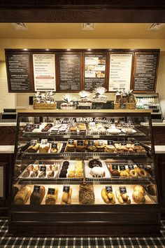 Press Images – Corner Bakery Cafe Bakery Case