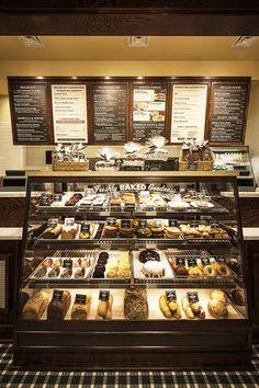 Press Images – Corner Bakery Cafe Bakery Case