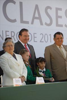 Duarte de Ochoa pidió a las niñas, niños y jóvenes veracruzanos que aprovechen cada minuto en clase.