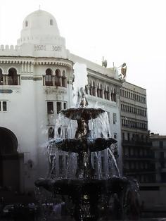 La grande poste, Alger