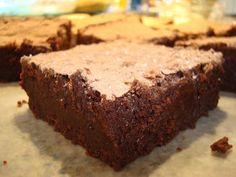 Ancient Pleasures Brownie - A Spicy Perspective w/cayenne