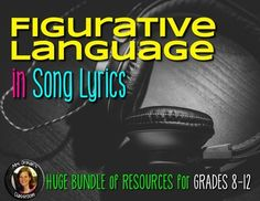 Song lyrics are perfect for practicing difficult skills and teaching tough concepts. Students respond to music, so use it to your advantage!
