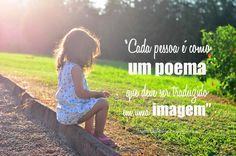 Poema Fotografia pessoa mensagem arte infantil Sumaré Campinas Hortolândia SP