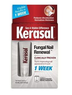 Kerasal Fungal Nail Renewal Treatment Restores the healthy appearance of nails discolored or damaged by nail fungus or psoriasis. Treating Toenail Fungus, Toenail Fungus Treatment, Fungus Toenails, Damaged Nails, Fungal Nail, Ingrown Toe Nail, Healthy Nails, Toe Nails, Fungi