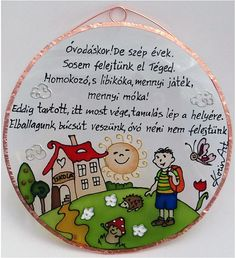 Diy And Crafts, Arts And Crafts, Love You, My Love, Pre School, Fairy Tales, Decorative Plates, Projects To Try, Presents