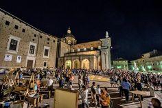 Festa del Duca la Piazza Duca Federico