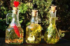 Azeites aromáticos II