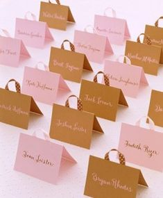 Marque place on pinterest plan de tables place card holders and mariage - Idee marque place mariage ...