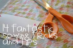 14 Fantastic Sewing Tricks and Tips