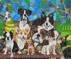 Quilt Inspiration: Featured Artist: Nancy S. Brown