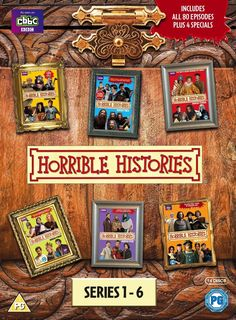 Synopsis: All episodes from the first six series of the award-winning CBBC history show. Format: DVD. Cert: PG. Cast: Mathew Baynton, Simon Farnaby, Martha Howe-Douglas, Jim Howick, Laurence Rickard. | eBay!