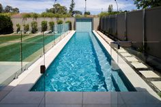 Epic 7 Amazing Wide Swimming Pool Design Ideas For Your Inspiration Swimming is one sport that is both healthy and enjoyable. This one exercise can even improve your sleep quality. Especially if you have a large swimmi. Cool Swimming Pools, Natural Swimming Pools, Swimming Pool Designs, Lap Pools, Natural Pools, Indoor Pools, Swimming Pool Decorations, Pool Landscaping, Backyard Pools