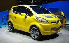 This is New 2013 hatchback vauxhall junior yellow color photos you can see here also more photos.