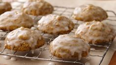 Dried apricots, pecans and spice star in these pretty little cookies that earned their way to the Bake-Off® Contest.
