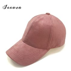 e5c30e705ca New 2016 Suede Baseball Cap Mens Casquette Bone cap Fashion Polo Sportcap  Snapback Hip Hop Flat Hat For Women Gorras