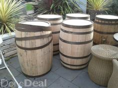 Barrels&Casks by Kilbeggan Cooperage